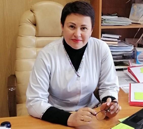 Уржумова Наталя Григорівна