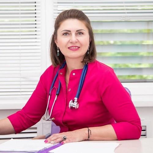 Рослякова Тетяна Володимирівна